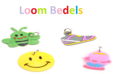 Loom-bedels--charms