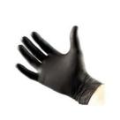 Nitril-Handschoen-Black100st--maat-M
